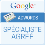 Certification Adwords Maurice LE